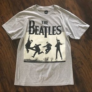 The Beatles Love Album Jump Band T-shirt Size M